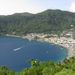 Tourism in Soufriere, St. Lucia is relatively untapped