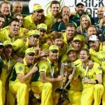Australia crush New Zealand in World Cup Cricket Final