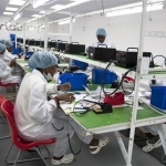 Haiti Now Manufacturing Tablets